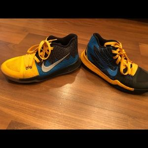 Kyrie Irving 3 basketball shoes
